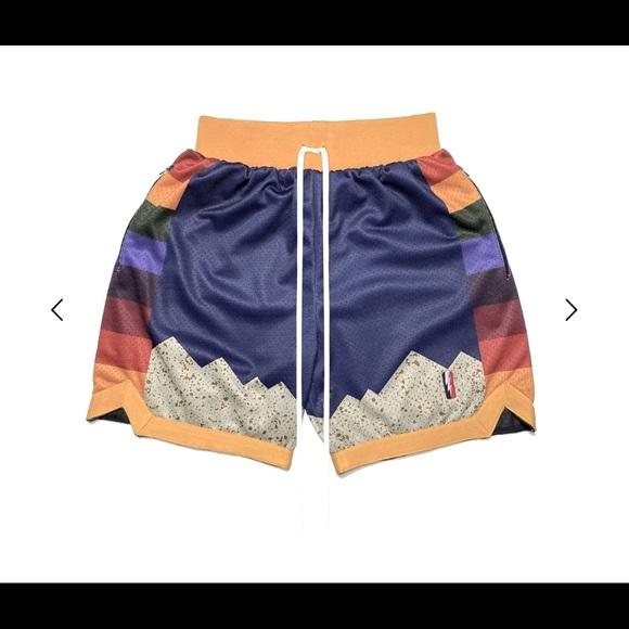 Mile High Swingman Shorts